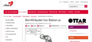 babian.se i Ottar Rapport