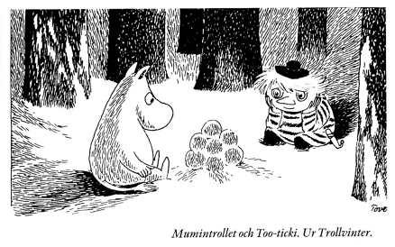 Mumin och Too-ticki