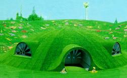 teletubbies mansion