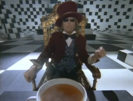 Tom Petty is the real Mad Hatter